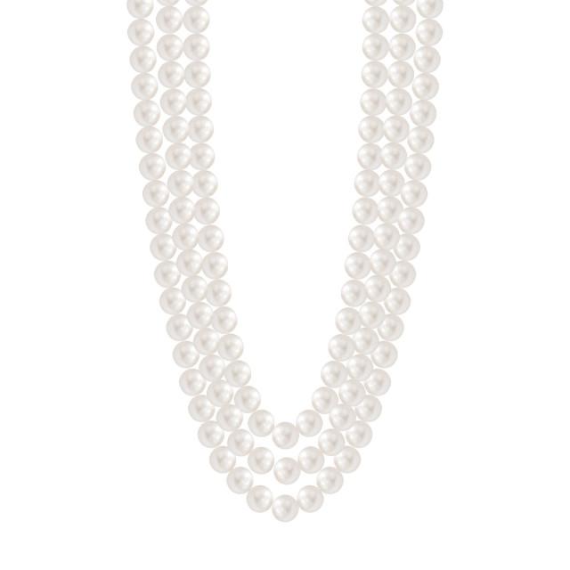 Zdjęcie Naszyjnik - perły #1
