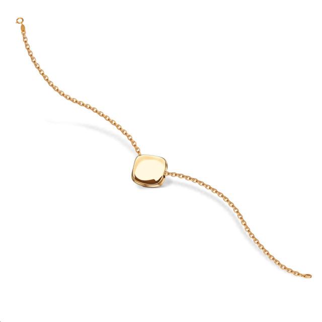 Zdjęcie Kolekcja Amelia złota bransoletka #1