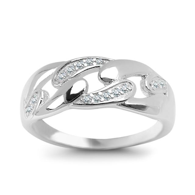 Zdjęcie Srebrny pierścionek #1