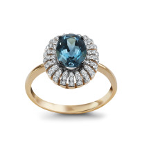 Zdjęcie Złoty pierścionek #43
