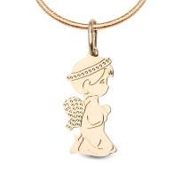 Zdjęcie Kolekcja Bambini złota zawieszka #31