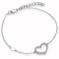 Zdjęcie Kolekcja Natalie srebrna bransoletka #1