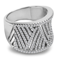 Zdjęcie Srebrny pierścionek #6