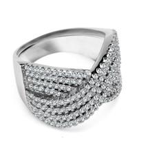 Zdjęcie Srebrny pierścionek #48