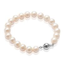 Bransoletka - perły