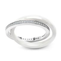 Zdjęcie Ceramiczny pierścionek #1