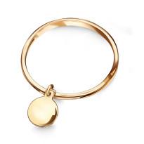 Zdjęcie Kolekcja Amelia złoty pierścionek #17