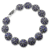 Kolekcja Cléo srebrna bransoletka