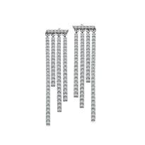 Kolekcja Daisy srebrne kolczyki