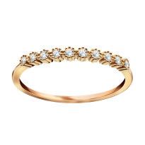 Zdjęcie Kolekcja Felicia złoty pierścionek #16