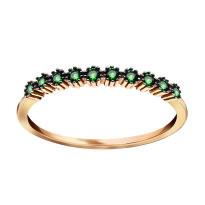 Zdjęcie Kolekcja Felicia złoty pierścionek #14