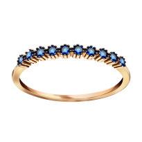 Zdjęcie Kolekcja Felicia złoty pierścionek #4