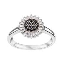 Zdjęcie Kolekcja Grazia srebrny pierścionek #21