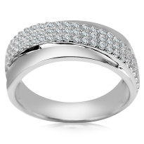 Zdjęcie Kolekcja Laura srebrny pierścionek #9