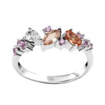 Zdjęcie Kolekcja Lucia srebrny pierścionek #30