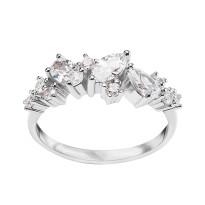 Zdjęcie Kolekcja Lucia srebrny pierścionek #13