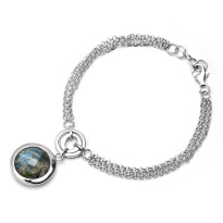 Zdjęcie Kolekcja Magia srebrna bransoletka #1