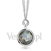 Zdjęcie Kolekcja Magia srebrny naszyjnik #2