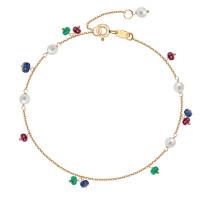 Zdjęcie Kolekcja Perline złota bransoletka #9