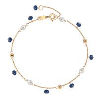 Zdjęcie Kolekcja Perline złota bransoletka #44