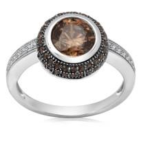 Zdjęcie Kolekcja Roma srebrny pierścionek #18