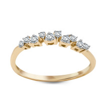 Zdjęcie Kolekcja Sole złoty pierścionek #41