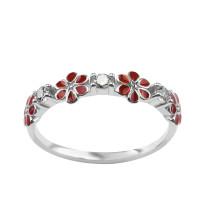 Zdjęcie Paradiso - srebrny pierścionek #19