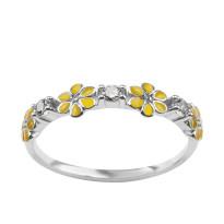 Zdjęcie Paradiso - srebrny pierścionek #35