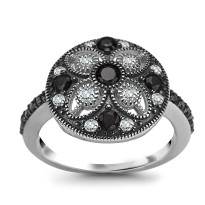 Zdjęcie Srebrny pierścionek #62