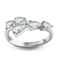 Zdjęcie Srebrny pierścionek #26