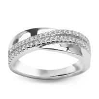 Zdjęcie Srebrny pierścionek #23