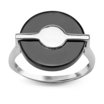 Zdjęcie Srebrny pierścionek #22