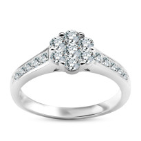 Zdjęcie Srebrny pierścionek #17