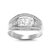 Zdjęcie Srebrny pierścionek #44