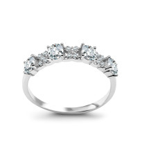 Zdjęcie Srebrny pierścionek #24