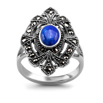 Zdjęcie Srebrny pierścionek #19