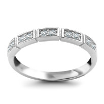 Zdjęcie Srebrny pierścionek #32