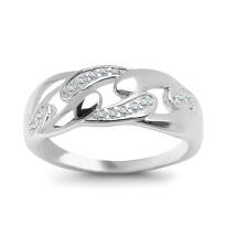Zdjęcie Srebrny pierścionek #25