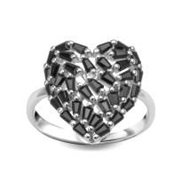 Zdjęcie Srebrny pierścionek #30
