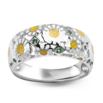 Zdjęcie Srebrny pierścionek #14