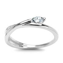 Zdjęcie Srebrny pierścionek #38