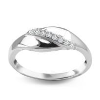 Zdjęcie Srebrny pierścionek #11