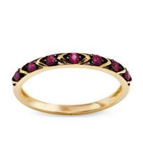 Zdjęcie Złoty pierścionek #40