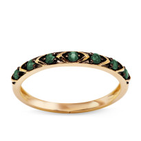 Zdjęcie Złoty pierścionek #45