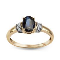Zdjęcie Złoty pierścionek #36