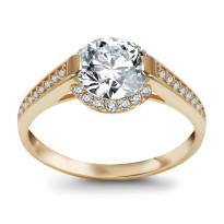 Zdjęcie Złoty pierścionek #25