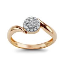 Zdjęcie Złoty pierścionek #6
