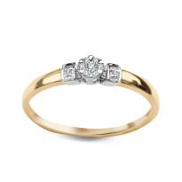 Zdjęcie Złoty pierścionek #39