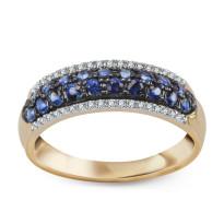 Zdjęcie Złoty pierścionek #12