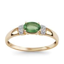 Zdjęcie Złoty pierścionek #14